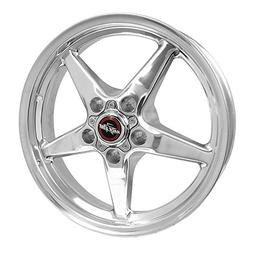 Race Star Wheels 92-745142DP 92 Series Drag Star Wheel Size: