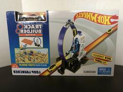 Hot Wheels Track Builder System Loop Launcher