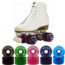 Women Outdoor High Top Roller Skates Size 4-11 With Atom Pul